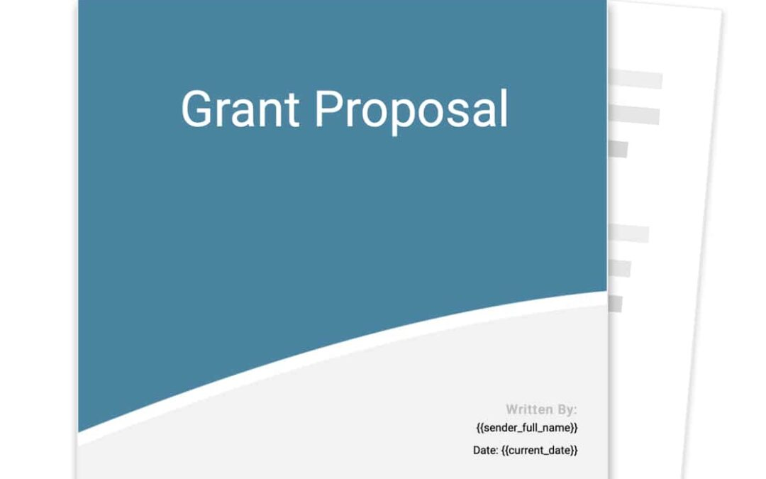 How to Write a Project Funding Proposal